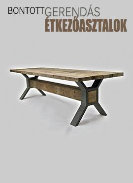 rusztikus konyha és étkező bútorok